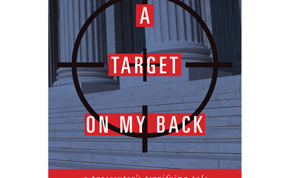 Target on my Back Cover