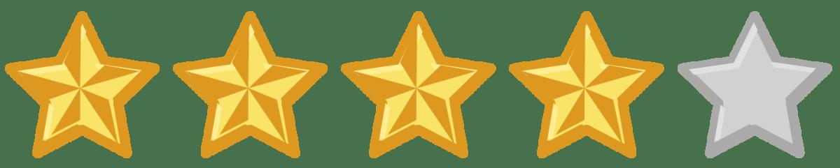4-Star Rating Image