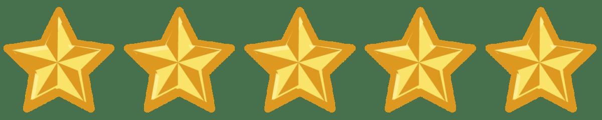 5-Star Rating Image