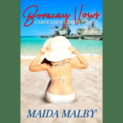 Boracay Vows Cover