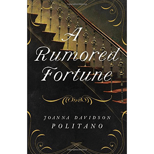 A Rumored Fortune book cover