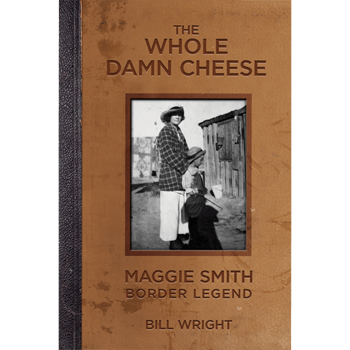 The Whole Damn Cheese Cover