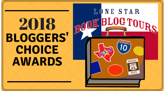 2018 Blogger's Choice Awards Banner