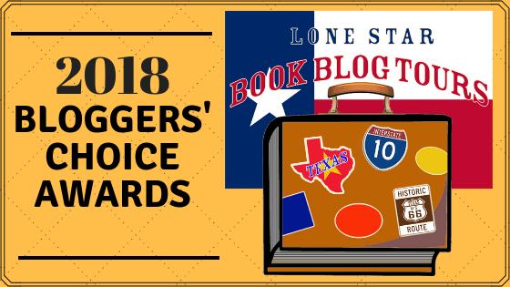 2018 Bloggers' Choice Awards Banner