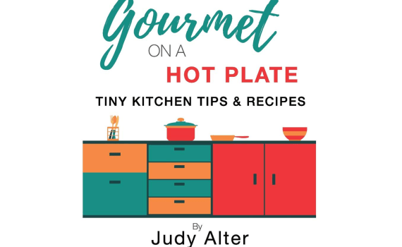 Gourmet on a Hot Plate cover