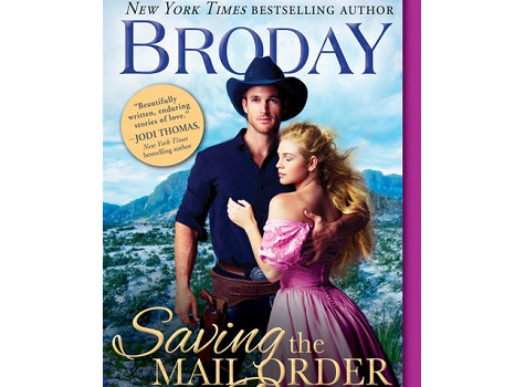 Saving the Mail Order Bride Cover