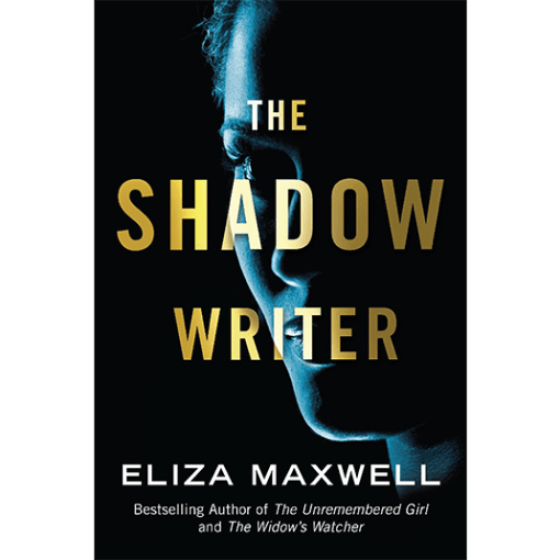 The Shadow Writer Cover