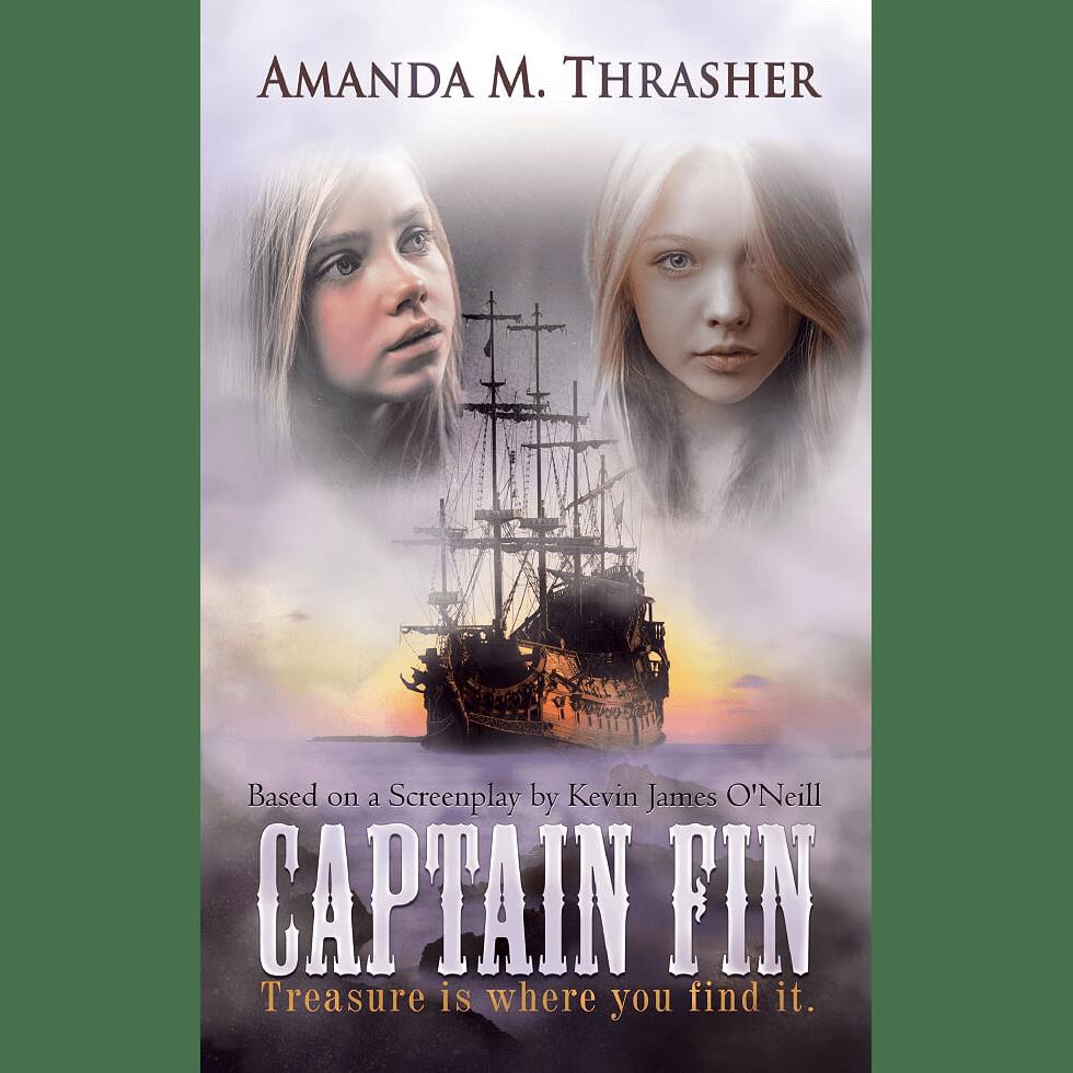 Captain Fin Cover