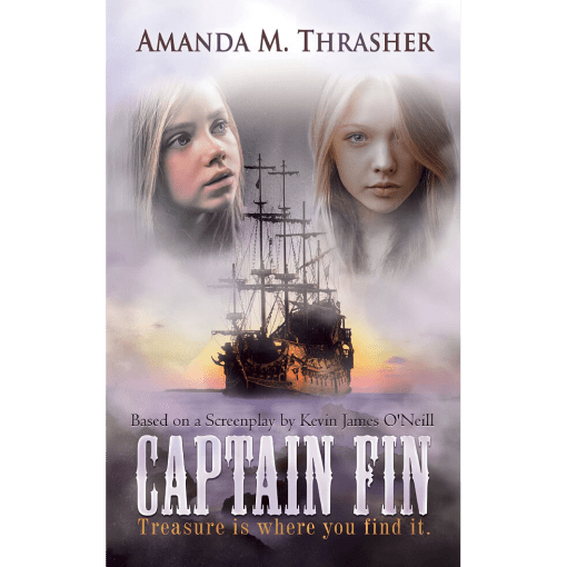Captain Fin Cover