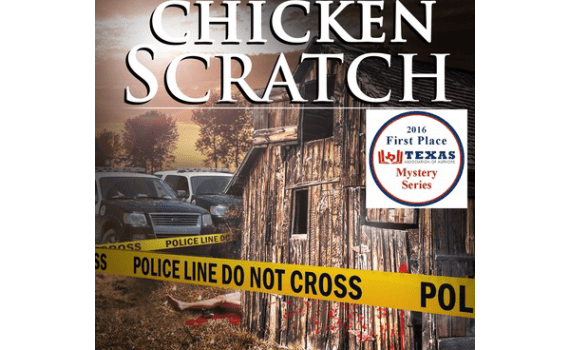 Chicken Scratch Cover