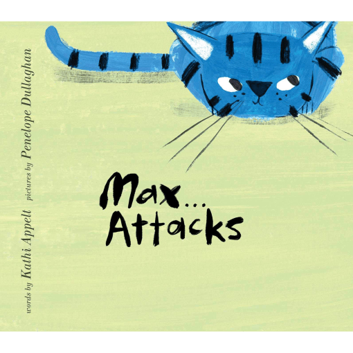 Max... Attacks Cover