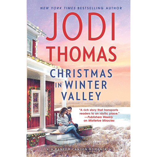 Christmas in Winter Valley Cover