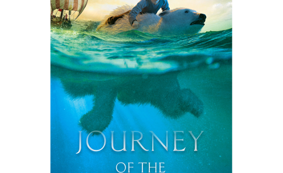 Journey of the Pale Bear Cover