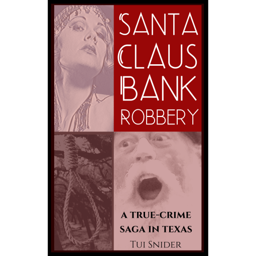 Santa Claus Bank Robbery Cover
