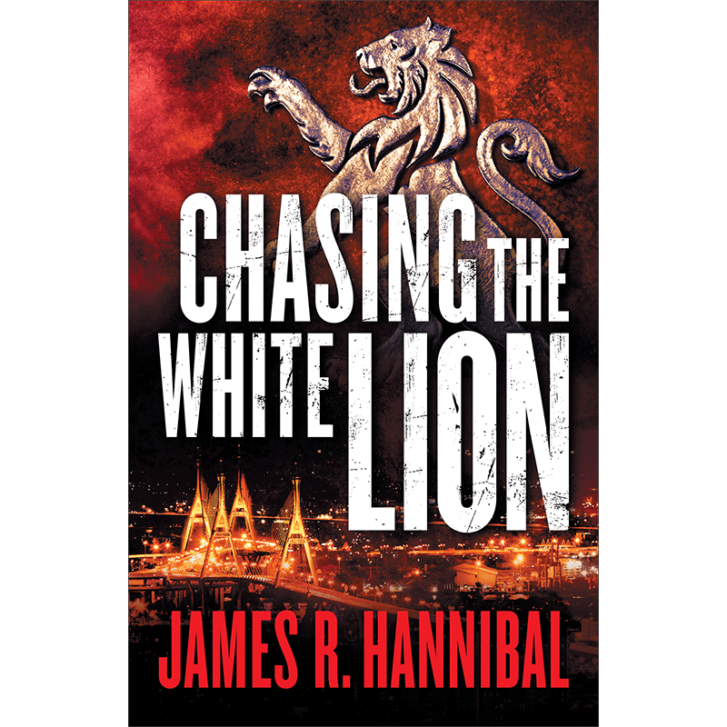 Chasing the White Lion Cover