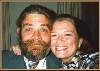 Photo of Lonnie and Lisa as adults.
