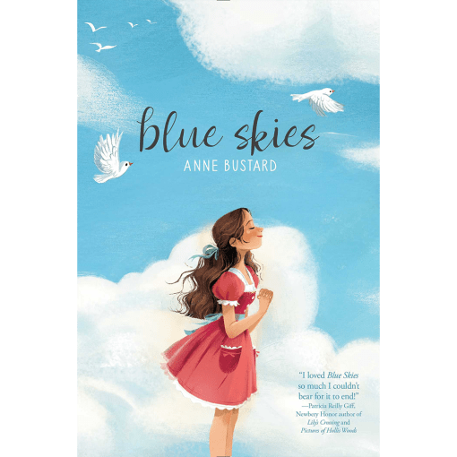 blue skies cover