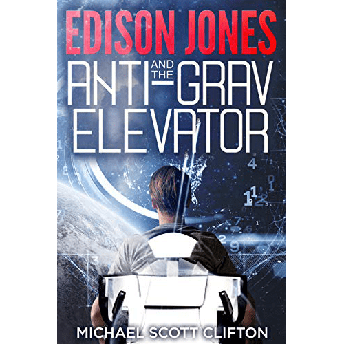 Edison Jone and the Anti-Gran Elevator cover