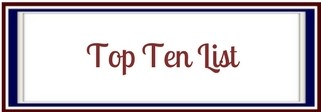 Top Ten List banner