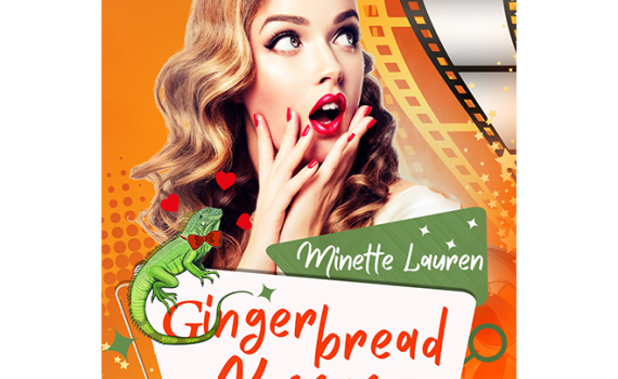 Gingerbread KIsses Cover