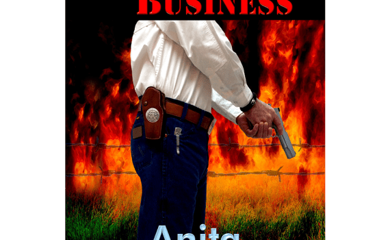 Deadly Business Cover