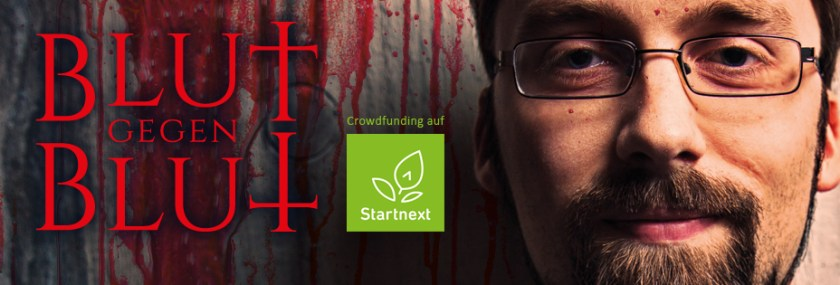 Blut gegen Blut - Banner