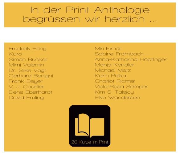 Print - Liste