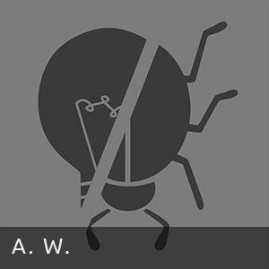 A. W.