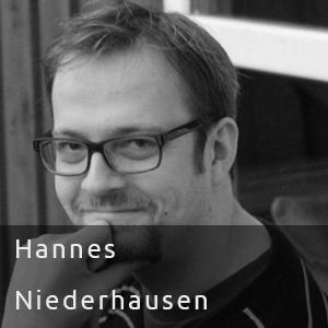 Hannes Niederhausen