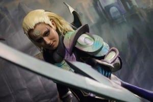 Dyana Smythe-cosplay