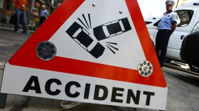 accident de circulatie sofer drogat