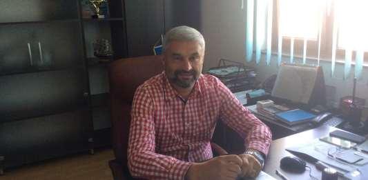 Primarul comunei Jucu, Valentin Dorel Pojar