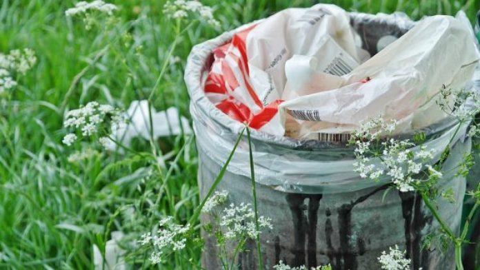 Salubrizarea și stocarea deșeurilor