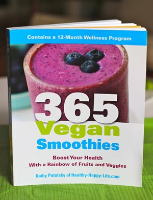 365 vegan smoothies book