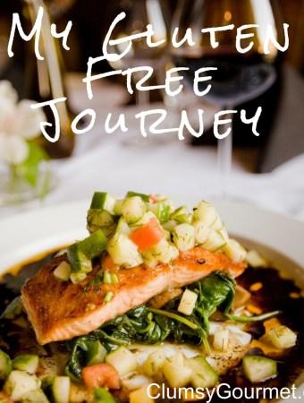 my gluten-free journey