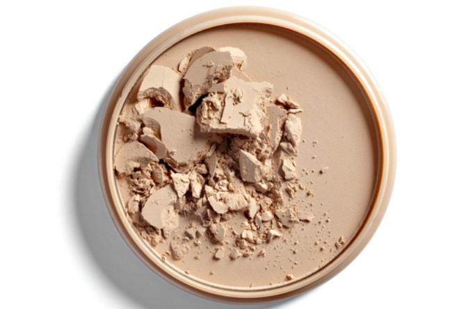 shattered-makeup / makeup poeder herstellen