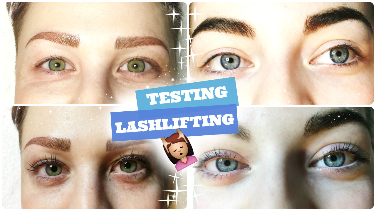 Lash lifting getest