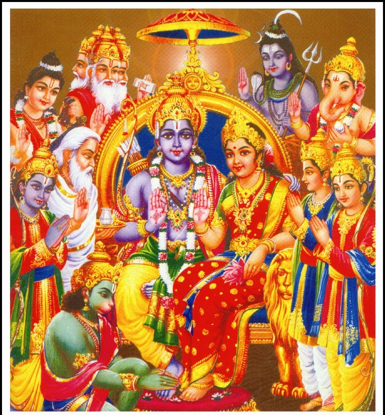 Coronation of Lord Rama.Image.jpg
