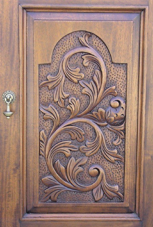 Contemporary Wood Carving Door Designs Wooden Carved Designs