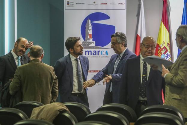 El clúster marítimo proyectará a las empresas cántabras a nuevos mercados