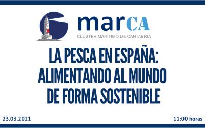 MarCA destaca la importancia de la pesca en España y su apuesta por la sostenibilidad