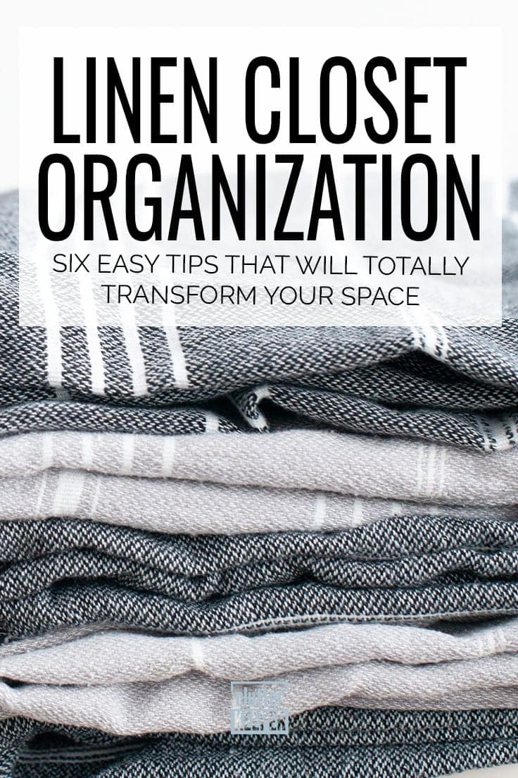 Linen Closet Storage Tips How To Make More Space Clutter