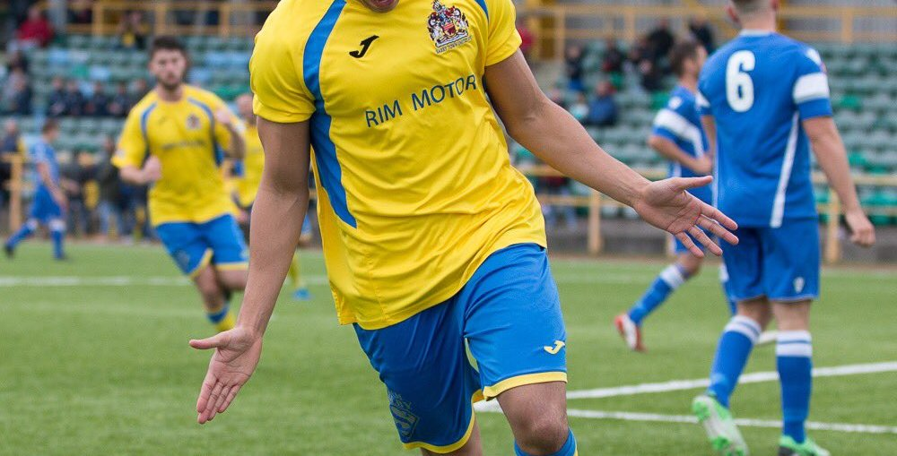 Local boy thriving for Barry Town United