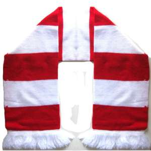 scarf-red-white