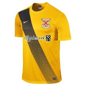 yellow nike top 16.17