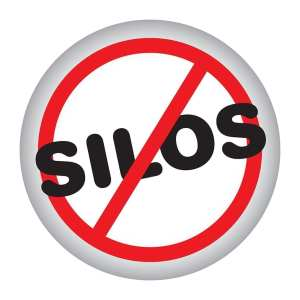 Silos are the enemy of collaboration when it comes to providing value for customers bound by an SLA.