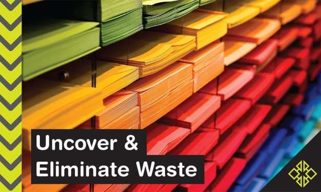 Lean Waste Elimination Identified and Categorized