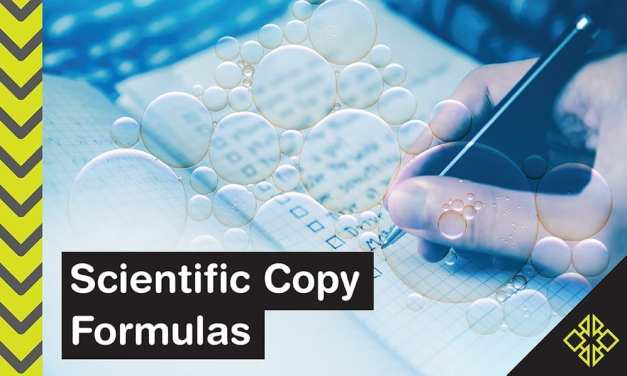 3.5 Proven Copywriting Formulas To Supercharge Sales