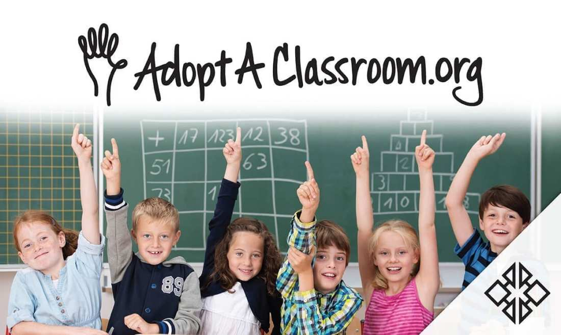 ClydeBank Media Teams Up with National Nonprofit AdoptAClassroom.org – July 2017