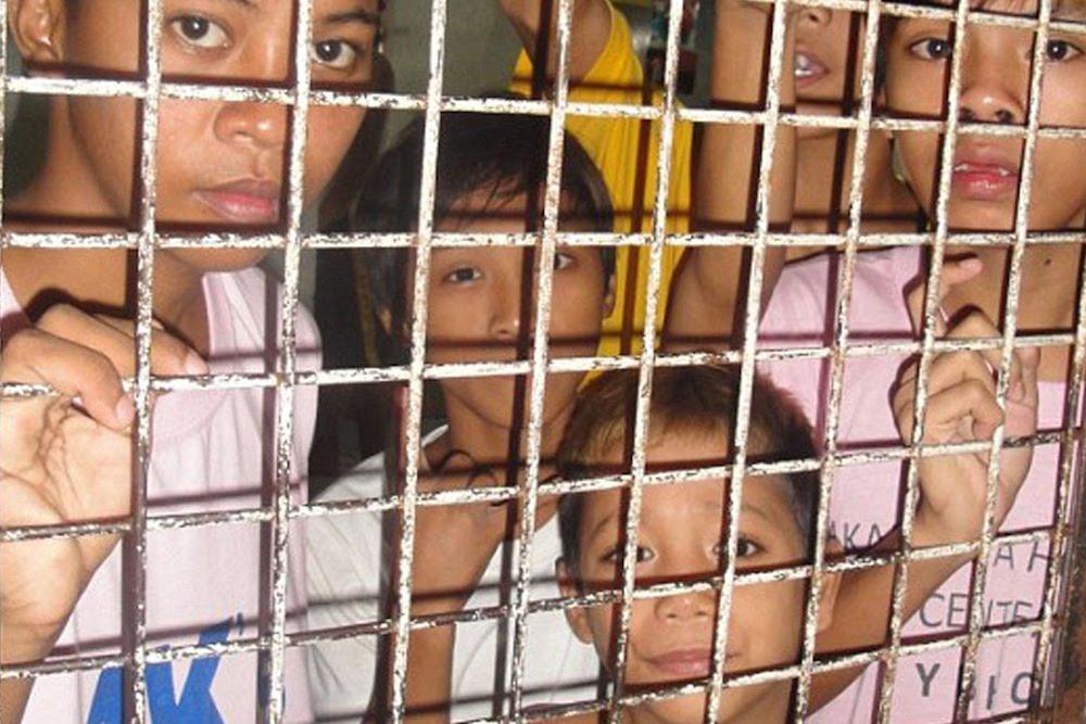 Image result for cage children
